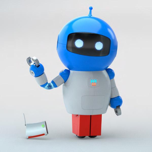 Botti Roboter NetCologne